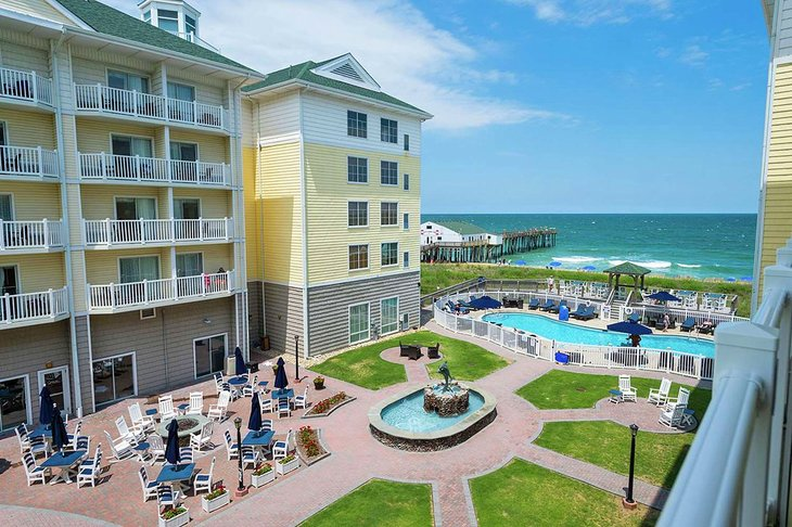 best resort in outer banks nc