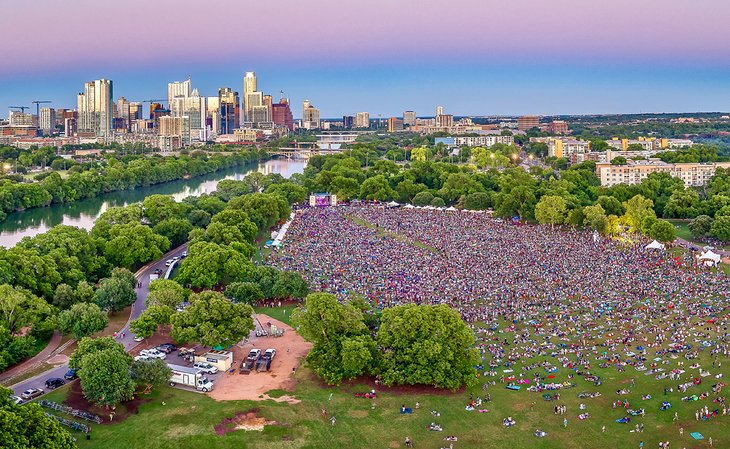 Austin City Limits at Zilker Park