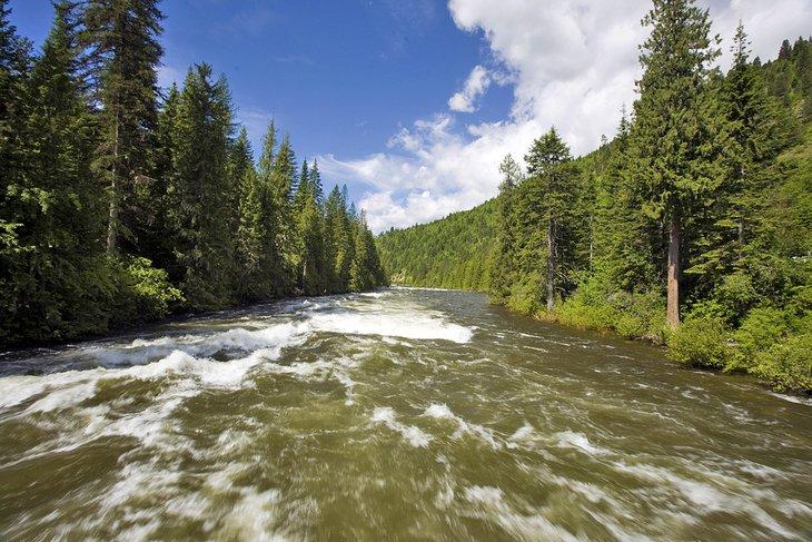 Río Lochsa