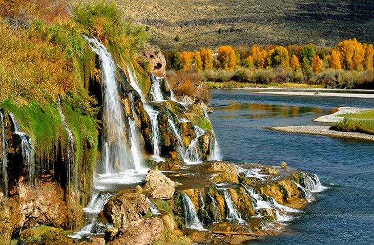 Falls Creek Falls, cerca de Falls Campground