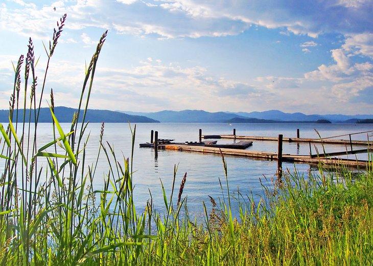 Sacerdote Lake