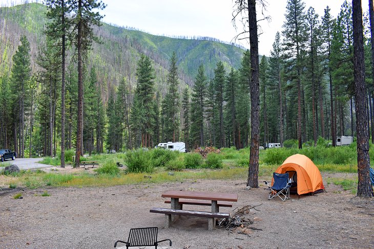 Pine Flats Campground