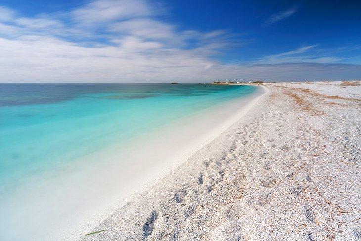 Playa de Is Aruttas