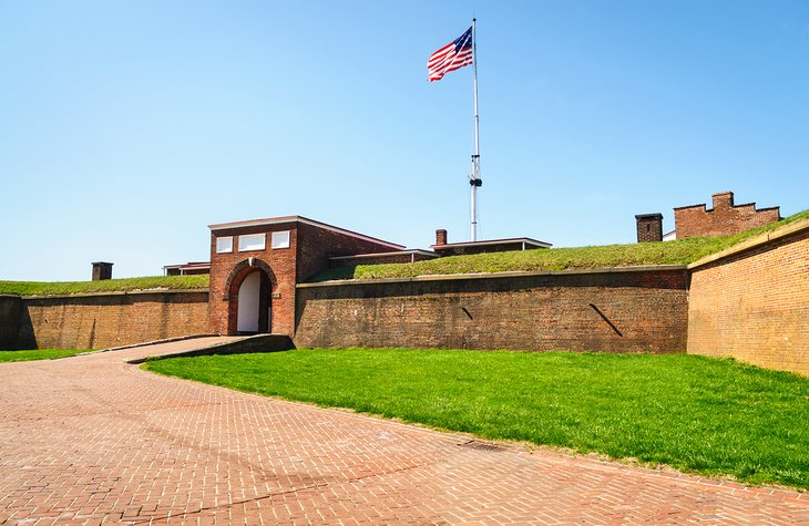 Monumento Nacional Fort McHenry