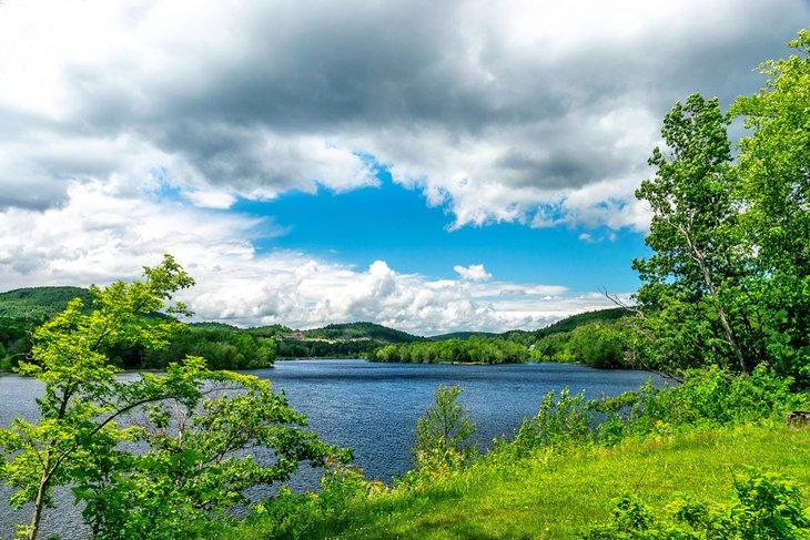Gran lago Sacandaga