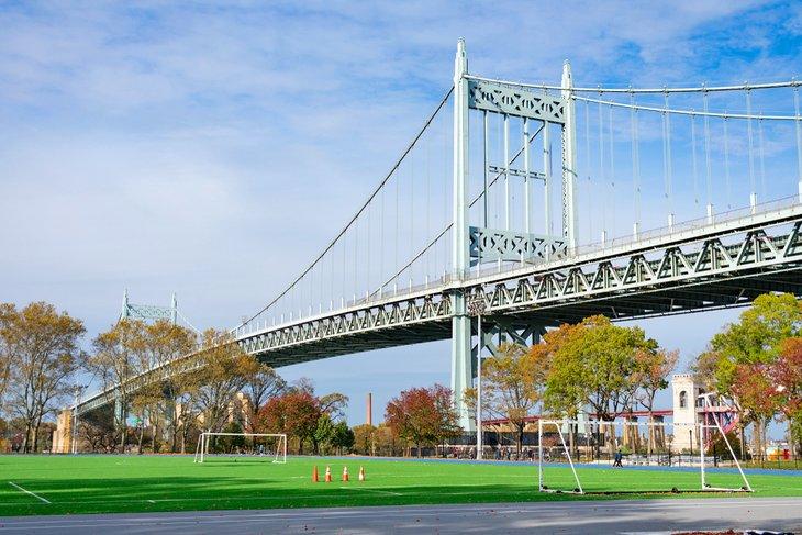 Astoria Park y el puente Triborough