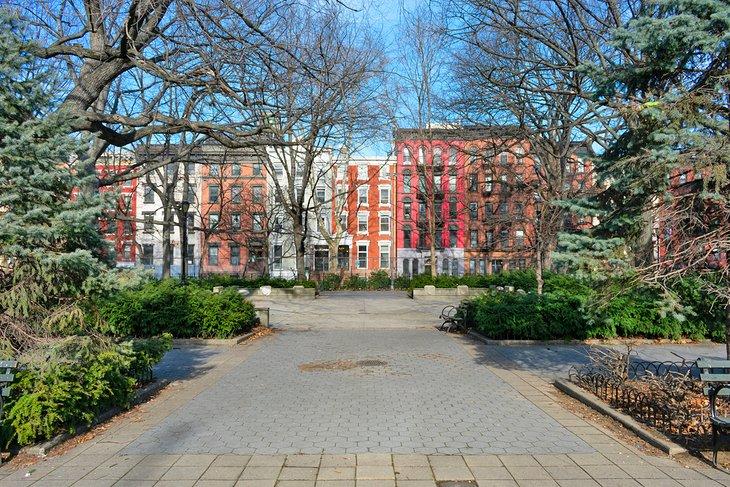 Parque Tompkins Square