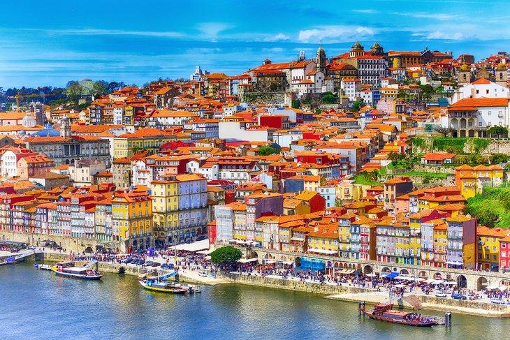 Oporto and the Douro River