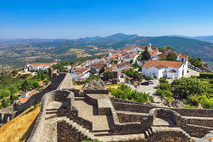 The beautiful village of Marvao, Alto Alentejo