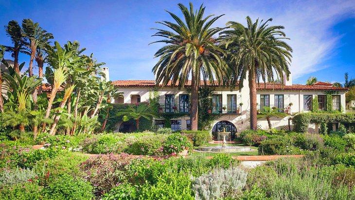 10 Best Beach Resorts In Santa Barbara Ca Planetware