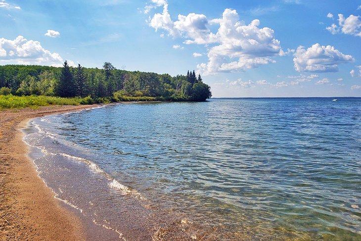 Playa de Clear Lake, Wasagaming