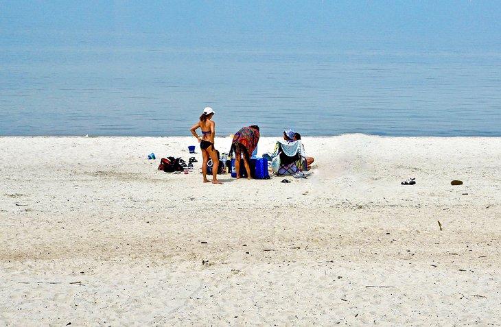 Parque Provincial Grand Beach