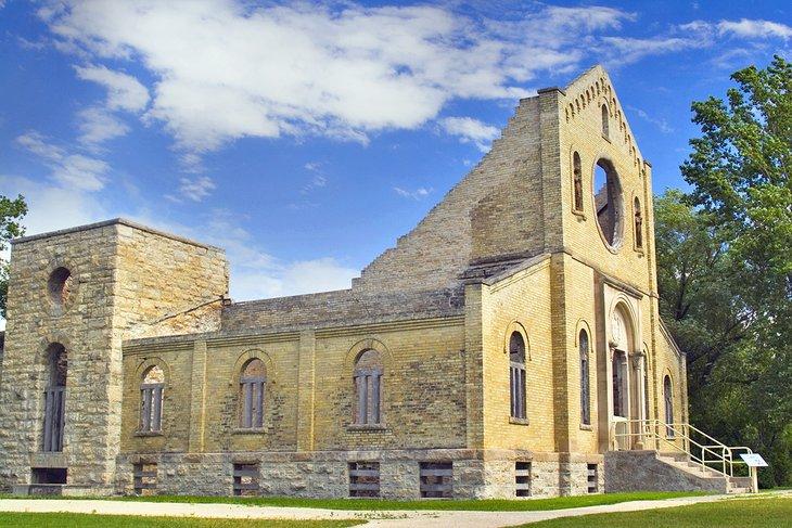 Parque Patrimonial Provincial del Monasterio Trapense
