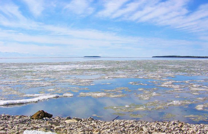 Great Slave Lake at Fort Resolution