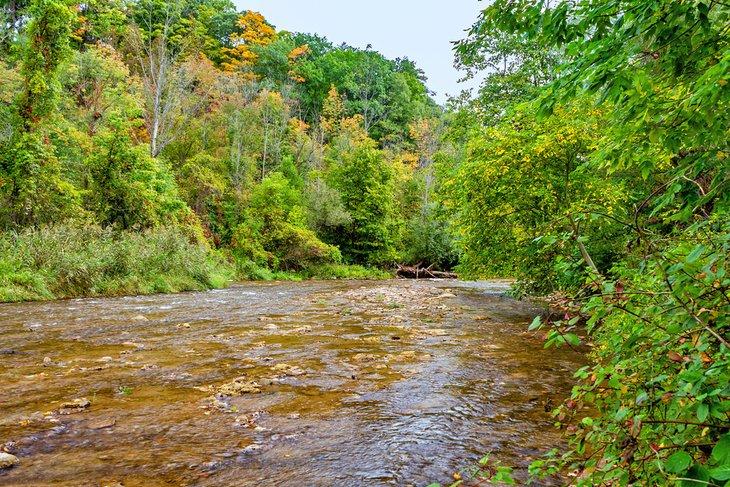 Parque provincial Bronte Creek