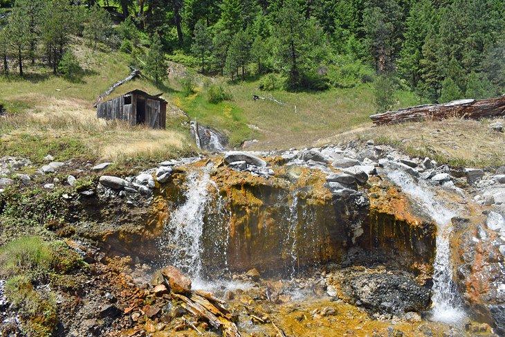 Aguas termales de Bonneville