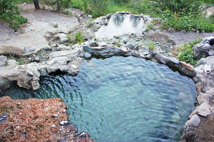 Aguas termales de Loftus
