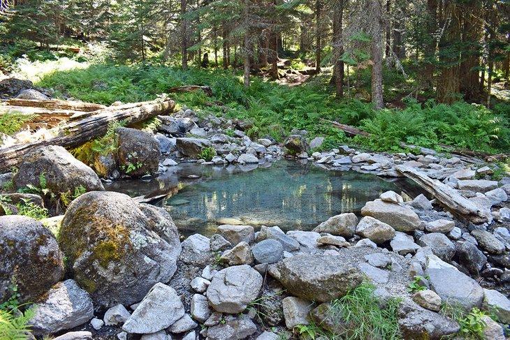 Stanley Hot Springs