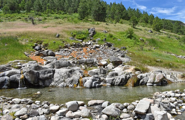 Kirkham Hot Springs, Bosque Nacional de Boise
