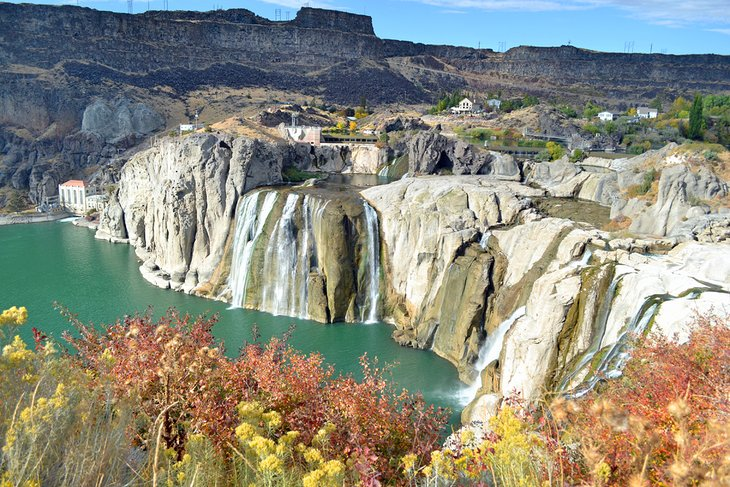 Cataratas Shoshone
