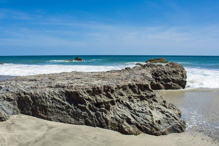 Playa de Salina Cruz, Oaxaca