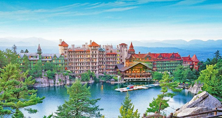 Photo Source: Mohonk Mountain House