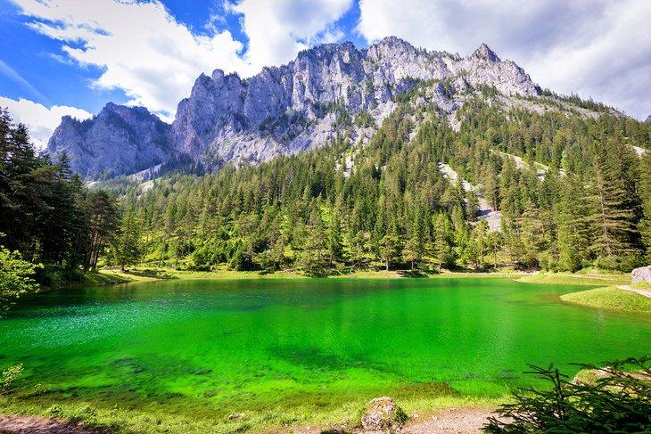 Grüner See (Green Lake)