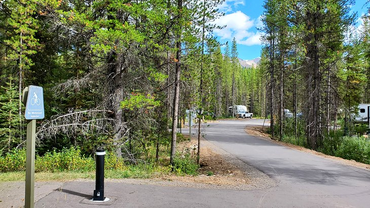 Campamento Boulton Creek