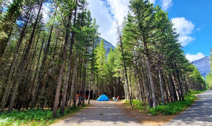 Campamento Eau Claire