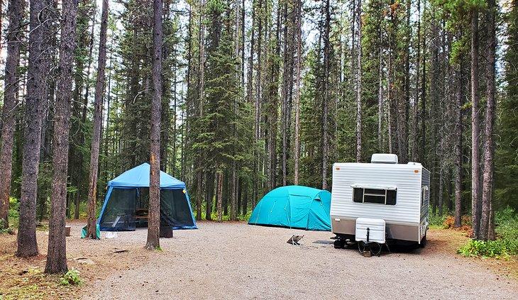 Campamento Elkwood