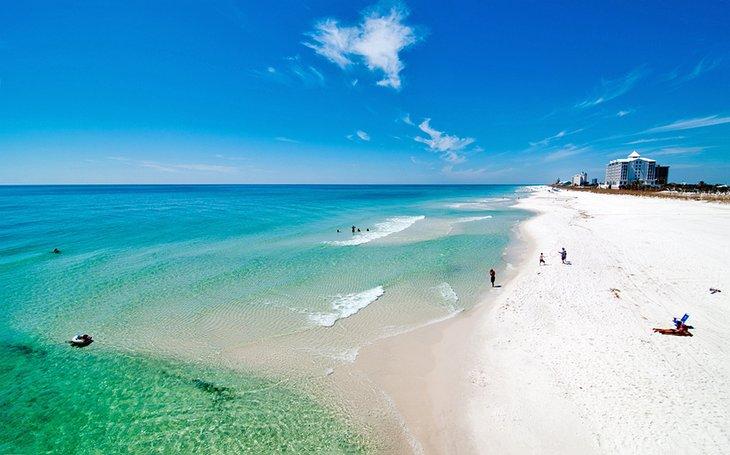 Playa de Pensacola