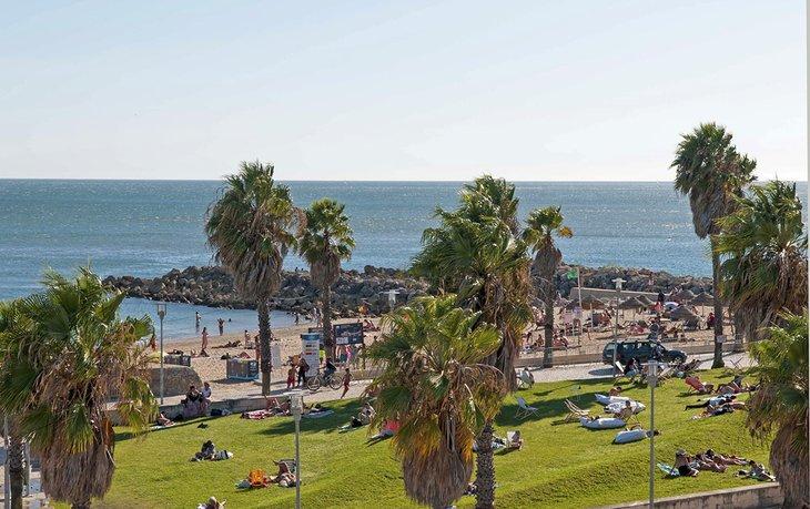 Playa Caxias