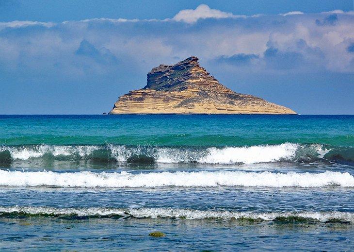 Playa Raf-Raf, Bizerta