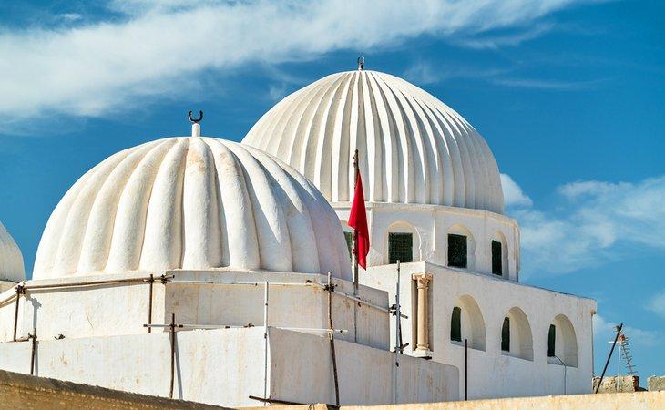 Zaouia Sidi Amor Abbada (Mezquita de los Sables)