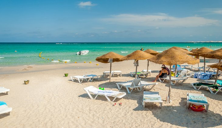 Playa Mahdia