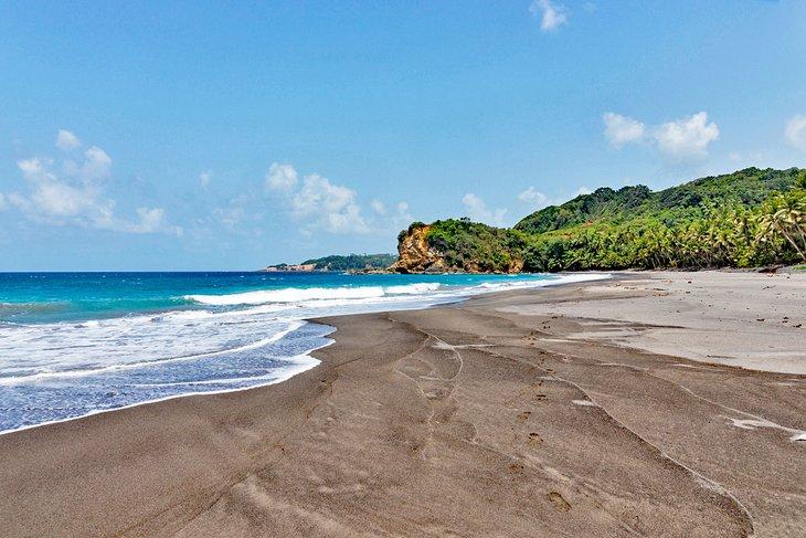 Playa número uno en Dominica