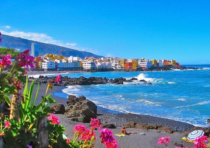 Playa Jardín, Canary Islands