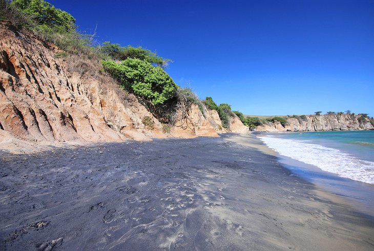 Playa Negra, Vieques, Puerto Rico