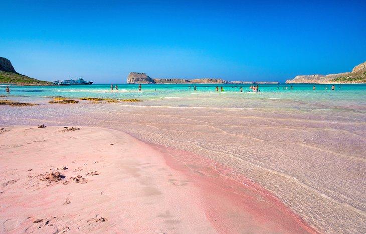 Playa de la laguna de Balos