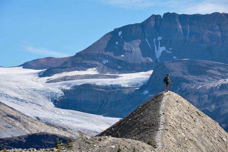 Sendero Iceline en el Parque Nacional Yoho