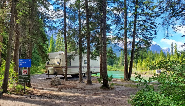 Three Sisters Campground