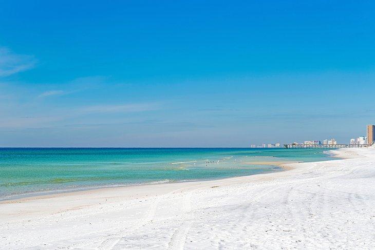 Playa de la ciudad de panamá