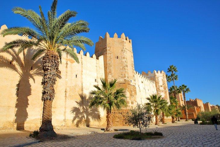 Murallas de la medina de Sfax