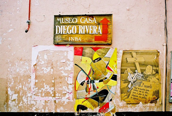 The Diego Rivera House and Museum