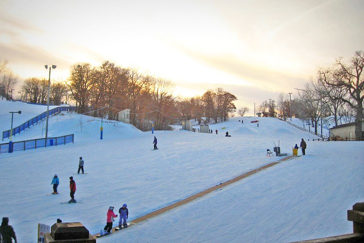 Buck Hill Ski Area