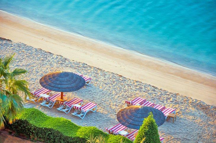 Club de playa Nation Riviera