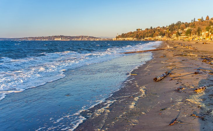 Playa de Alki