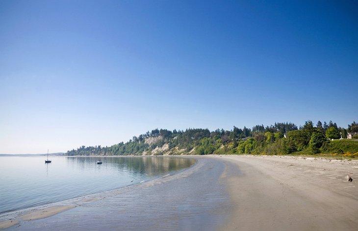 Playa de Fort Worden