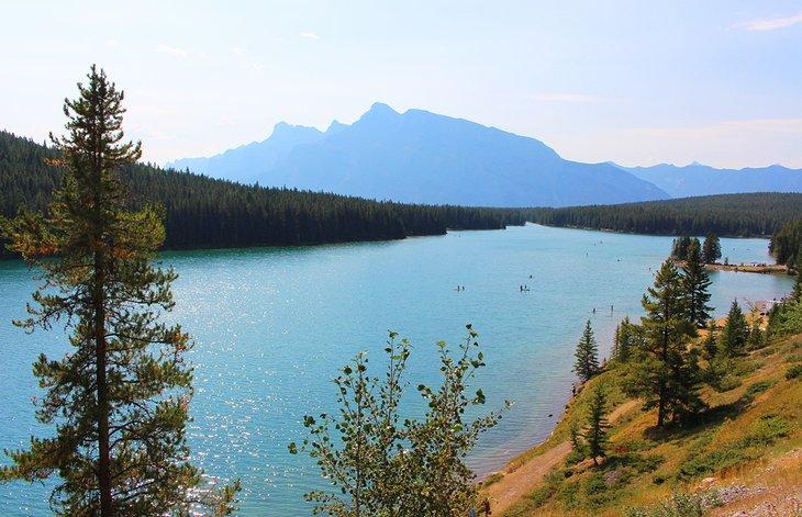 Dos Jack Lake