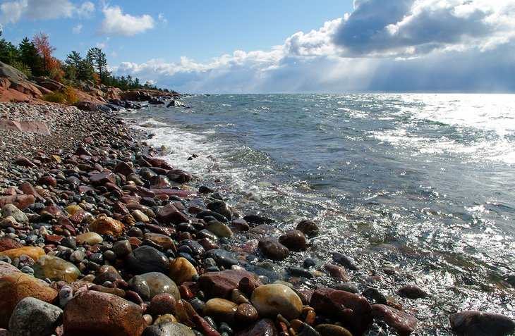 Costa en George Island